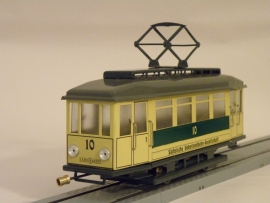 Sächsische Überlandbahn tram 10, 3000-20-101