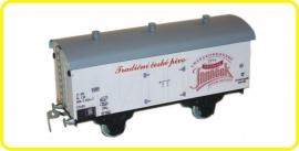 9543  wagon couvert de brasserie Janácek