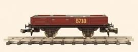 418  wagon à bord bas court
