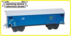 9409 gesloten post en bagage wagon lang CSD serie Hadgs