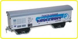9571refrigerated van CSD series Lp