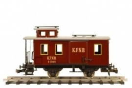 508 Austria brake van K.F.N.B. serie D
