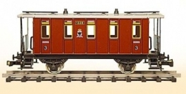 306 coach Pruissian Railways