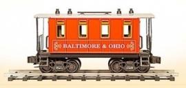307R BAO coach Baltimore & Ohio