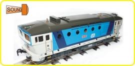 8131 diesellocomotief CSD 750