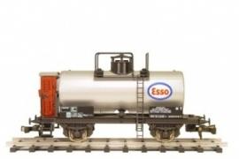 466 Kesselwagen mit Bremserhaus S.N.C.F. Esso