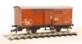 450 gedeckter Güterwagen   SNCF