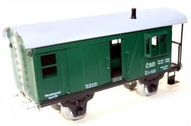 9704 Gepäckwagen CSD Baureihe D