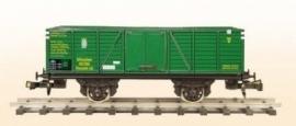 406 offener Güterwagen Bayerische Bahn