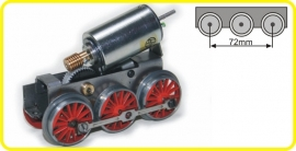 9941 tinplate gauge 0  mechanism  72 mm