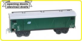 9405 gedeckter Güterwagen CSD reihe Hadgs