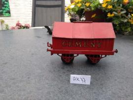 Hornby GW cementwagen