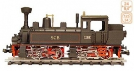 141 steamlocomotive SCB Mallet