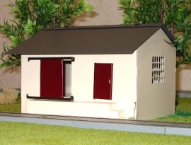 goodshed Hohenstein self to build 3000-90-003