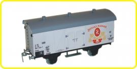 9544 wagon couvert de brasserie Zatec