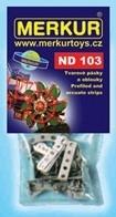 ND103 steunen en gebogen strips