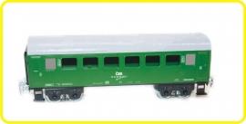 9304 express rijtuig CSD Amee groen