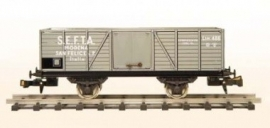 404 offener Güterwagen Italien S.E.F.T.A..