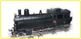 8164 locomotive à vapeur CSD 354.088
