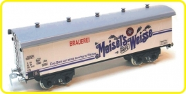 9558 beer van  4 axles Maisels Weisse