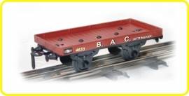 9445 two plank wagon