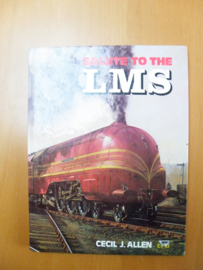 tribute to the LMS, Cecil.J. Allen