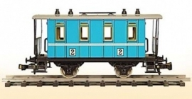 307BB coach light blue