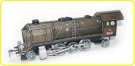 8150 locomotive à vapeur CSD 387 Mikado bronze