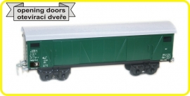 9404 gedeckter Güterwagen  CSD reihe Hadgs