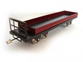 wagon à bord bas 4 essieux 3000-20-216