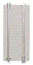 11 rechte rail 120 mm