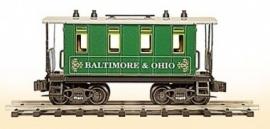 307G BAO coach Baltimore & Ohio