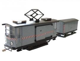 Starssenbahn Halle Arbeitstriebwagen A 11, 3000-21-102