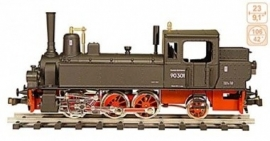134 steamlocomotive DR 90.301
