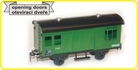 9700 Gepäckwagen CSD Baureihe Da-k