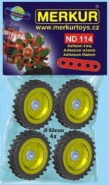 ND114 all terrain tires