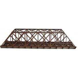 vakwerkbrug enkelspoor