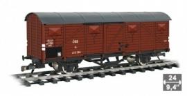 563 gedeckter Güterwagen  OBB