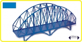 9977 Steel bridge - blue