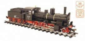 160 steamlocomotive  DB G 5 serie 54