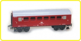 9303 passenger coach CSD series Amee dark red