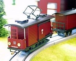 Sortimentpackung Sächsische Überlandbahn Gütertriebwagen  3000-10-003