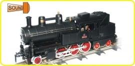 8169  locomotive à vapeur  CSD 353.104