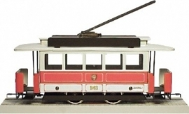57 Austria, tram from Vienna, metal, gauge 0