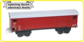 9406 gedeckter Güterwagen CSD reihe Hadgs