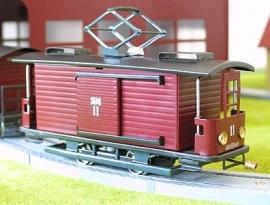 Säksiche Überlandbahn goederentram 11, 3000-21-101