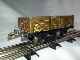 HORNBY LMS open wagon