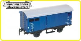 9402 gedeckter Güterwagen  CSD reihe Zsr