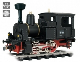 225steamlocomotive DR  serie 99