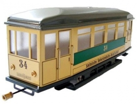3000-20-201 Säksische Überlandbahn remorque 34